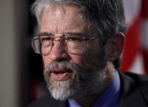 White House Science Adviser John Holdren ( Photo from AP)