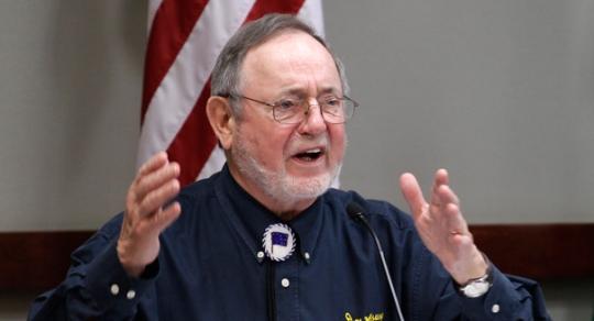 Alaskan Congressman (R) Don Young (AP Photo)